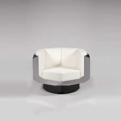 Maurice Marty, 'BB Lounge Chair', 2017