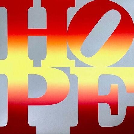 Robert Indiana, 'Hope/Autumn', 2012