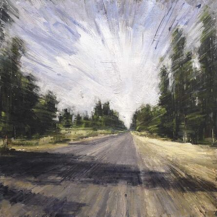 Valerio D'Ospina, 'Driving back Home', 2018