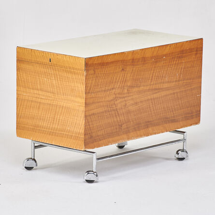 Attributed to Poul Norreklit, 'Bar cart', 1960s