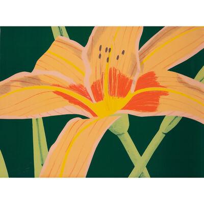 Alex Katz, 'Day Lily I', 1969