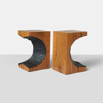 Kaspar Hamacher, 'La Paix End Tables', 2016