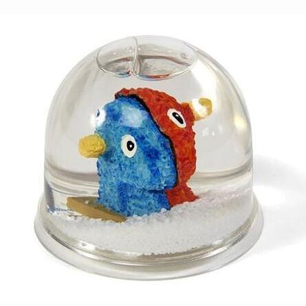 Jeff Koons, 'Split Rocker Snow Globe', 2000