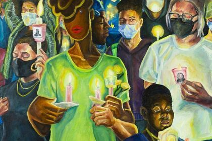 What Stands Before Us: Art in Quarantine