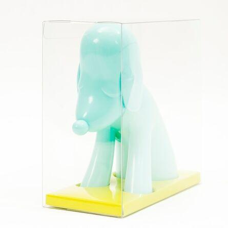 Yoshitomo Nara, 'Aomori Dog (Blue)', 2017
