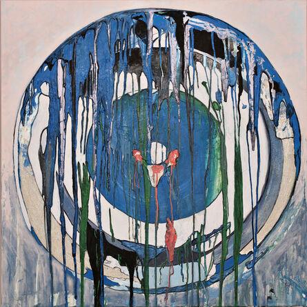 Anca Irina Lefter, '4th PORTAL element: WATER ENTER ELEMENT', 2018