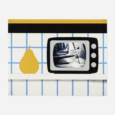 Tom Wesselmann, 'TV Still Life from the 11 Pop Artists, Volume III portfolio', 1965