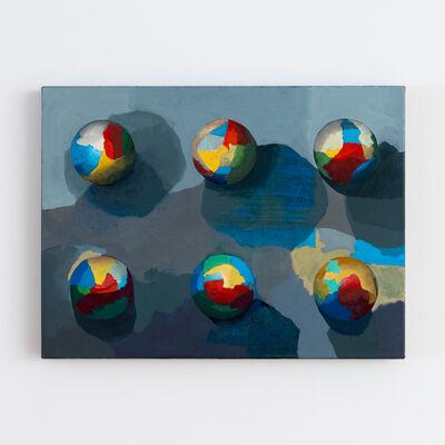 Francois Vincent, 'Six Globes', 2021