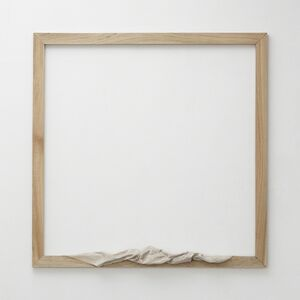 "Keisuke Tanaka, 'after drawn ""white""', 2015"