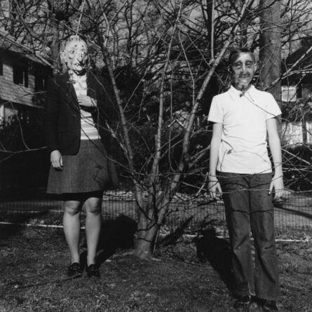 Ralph Eugene Meatyard, 'Same [One of seven kids of Mertonian friend]'