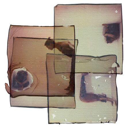 Lukas Brinkmann, 'Out of Line - Contemporary, Polaroid, 21st Century, Color, Conceptual', 2014