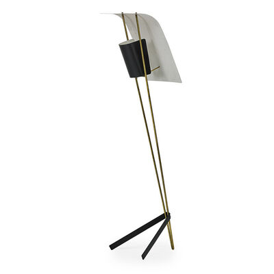 Pierre Guariche, 'Kite floor lamp, France', 1952