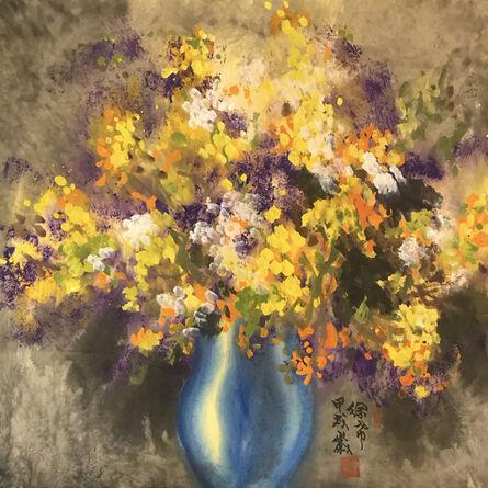 Xu Xi 徐希, 'Flowers in a Vase II', 1994