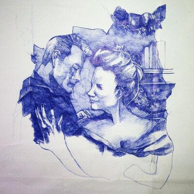 Keren Cytter, 'Romantic Drawing #2', 2015