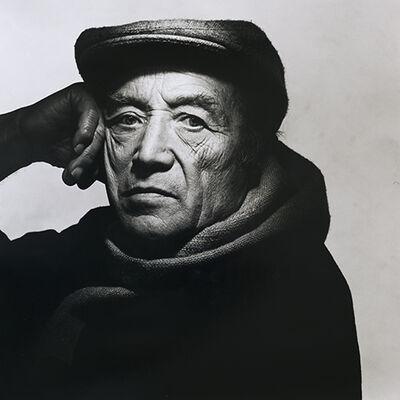 Irving Penn, 'Isamu Noguchi', New York 1983