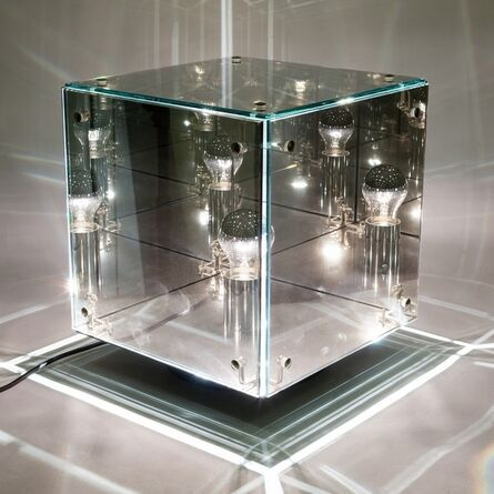 Gruppo A.R.D.I.T.I, 'A 'Prismar' table lamp', 1971
