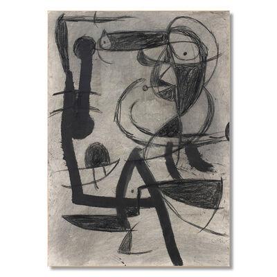 Joan Miró, 'Personnages', 1979