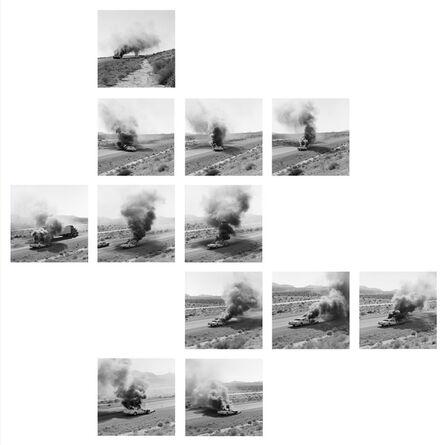 Jeff Brouws, 'October 21, Needles, California Portfolio', 1995