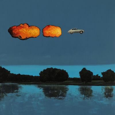 Sean William Randall, 'Thin Air', 2020