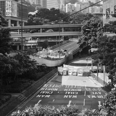 South Ho Siu Nam 何兆南, 'The Umbrella Salad III', 2014
