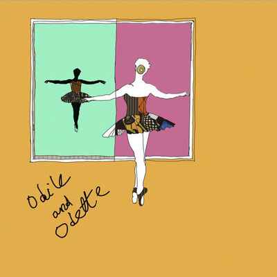 Yinka Shonibare CBE, 'Odile & Odette', 2016