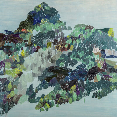 Chih-Hung Kuo, 'A Mountain-7', 2014