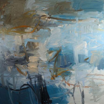 Louise Balaam, 'Bamaluz deep blue', 2015