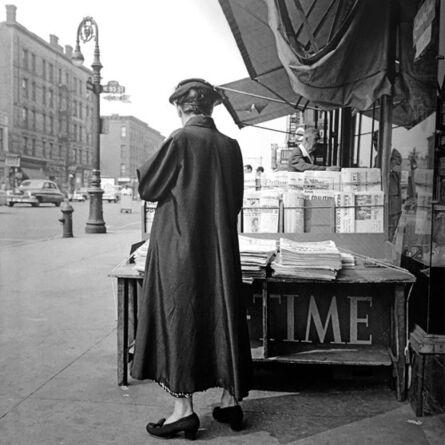 Vivian Maier, 'New York, June 12', .