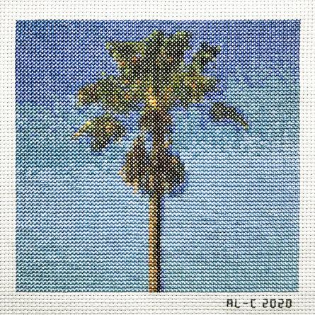 Aubrey Longley-Cook, 'A Few Palm Trees 2', 2020