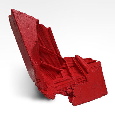Deane McGahan, 'Exposed in Red', 2021