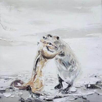 Shen Shubin 申树斌, 'Embracing No. 15', 2017