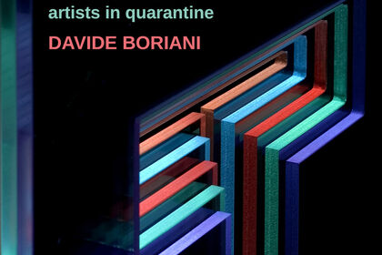 The artist's desk: artists in quarantine |  DAVIDE BORIANI @valmoreart