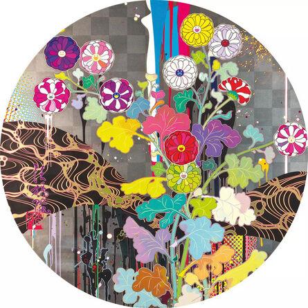 Takashi Murakami, 'Kansei, Like The River's Flow', 2010