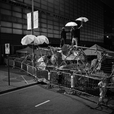 South Ho Siu Nam 何兆南, 'The Umbrella Salad XIV', 2014