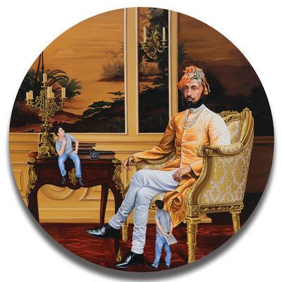 "Vijay Sharma, '""Note to Self ""', 2020"