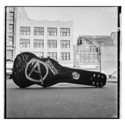 Drew Carolan, 'Guitar on Bleecker Street', 2019