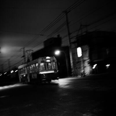 Toshio Enomoto, '044 - Kitaoji at dawn', 1976