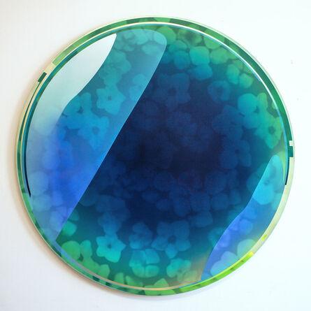 Hidenori Ishii, 'MIRЯOR - Green Fluorite', 2020