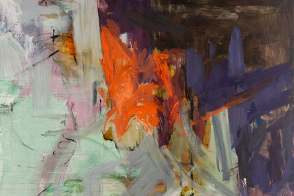 Lois Dickson, Rocks & Caves