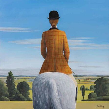 Alan Parry, 'Lady of the Chase II', 2018