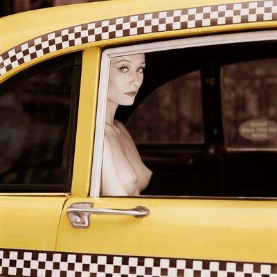 Patrick Lichfield, 'Checker Cab Lichfield ', 1990
