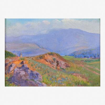Hippolyte Petitjean, 'La Vallée', ca. 1892