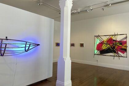 Navigating Climate Change: Alonzo Davis Solo Exhibition