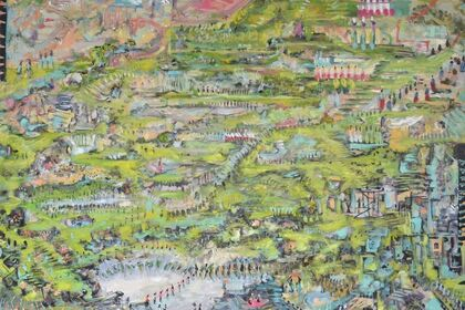 James Yakimicki: Paintings & Drawings