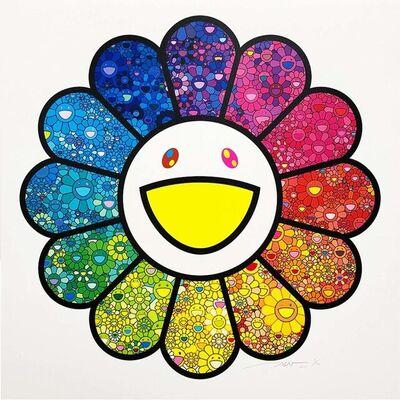 Takashi Murakami, 'Flowers are sparkle!', 2021