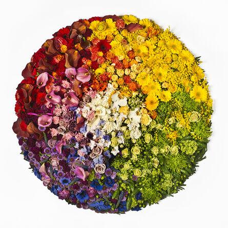 Clara Hallencreutz, 'Colour Pixels', 2014