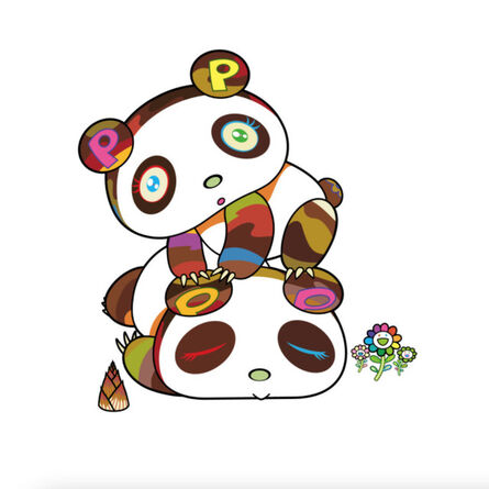 Takashi Murakami, 'Panda-chan Hoyoyo Zzzzz', 2020