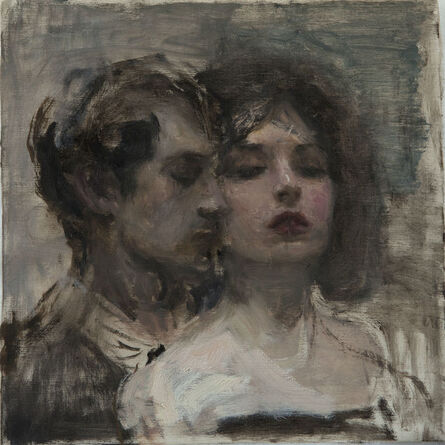 Ron Hicks, 'Study of a Couple'