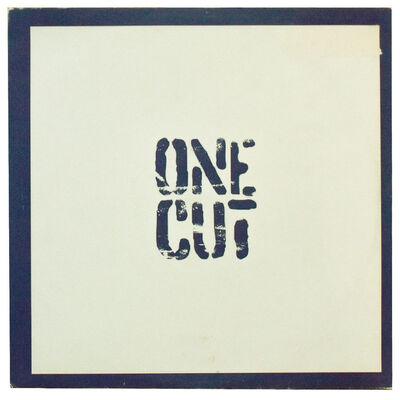 Banksy, 'ONE CUT MR X RHYTHM GEOMETRY (Record)', 2000