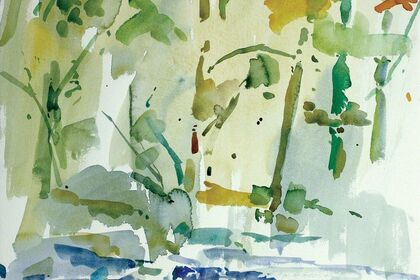 Arthur Kvarnstrom and New Artists: Laura Barr, Kathy Coe, Julie Bowers Murphy